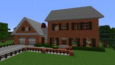 Modeled after a house for sale where I live 01