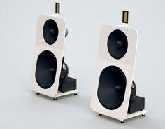 oido audio open baffle: compact, powerful and sweet sounding