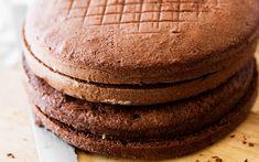 торт чёрный лес классический рецепт