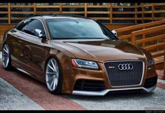 Audi RS5 custom body kit