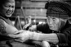 Kallinga tattooing Phillipines