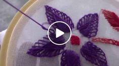 How to Stitches Hand Embroidery Flower Designs by Amma Arts. for more Videos: https://www.youtube.com/playlist?list=PL28-8BHqbDpWlUehZQTY0hbIacwFtks3Q Support Us : #Hand embroidery #Embroidery #Flower Designs Stitch #Hand Work #Hand Stitches Like Us :