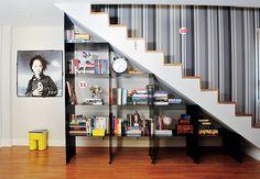 armarios embutidos embaixo de escadas - Pesquisa Google