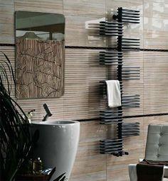 Termoarredo bagno dal design moderno n.01