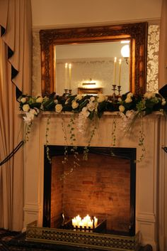 Flower Design Events: A White &  Classically Elegant Bartle Hall Wedding Day
