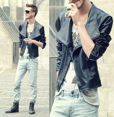 Martin B. - Rocking Leather.
