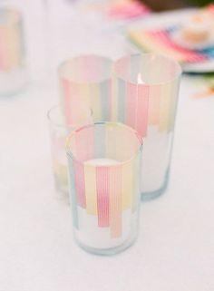 #handmade #gold nessuno #candles