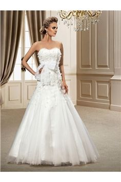 Pearls Chic & Modern Spring Appliques All Sizes Sweetheart Beach  Summer Wedding Dress