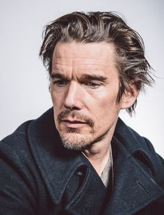 Ethan Hawke | by Michael Friberg | Older and wiser.