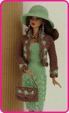 547 Beste Afbeeldingen Van Barbiekleertjes In 2019 Barbie Dolls