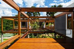 Gallery of Grid House / FGMF Arquitetos - 19