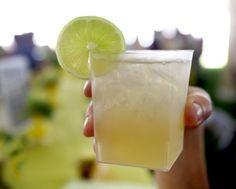 Corona + Frozen Limeade + Vodka = Summer Ale // Style Blueprint - so refreshing!