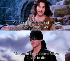Princess Bride :D