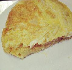 receta gratis tortilla patata sin huevo