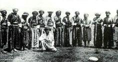 Kurdish warriors in old years