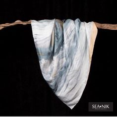 I cannot get enough of the image of the oceans last moments as it crashes into the sand. the Sea-Nik luxurious silk scarf has captured just one of the seas moments and it is as pretty as a picture. Local Photographers, Scarves, Sea, Oceans, Pictures, Image, Beautiful, Luxury, Pretty