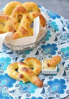 Keto Soft Pretzels - Low Carb | Peace Love and Low Carb (but contains cheese, note to self)