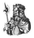 Clodius King Of Cologne (324 - 389)  my 46th great grandfather