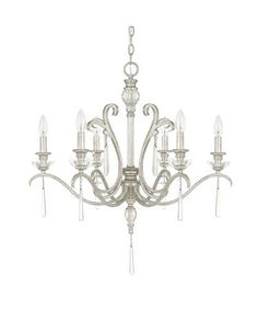 Capital Lighting 4786 Celine 28 Inch Chandelier