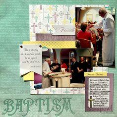 **Moxxie** Baptism - Scrapbook.com