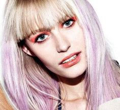 Pastel and Blonde | Hair Colors Ideas