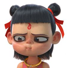 """Congratulate to """"Ne Zha"""" will hit billions RMB box office today, which even has surpassed the Avenger billions in China 🥳🥳🥳🥳🥳🥳🥳 Read more Chinese fantasy books on Fantasy Story, High Fantasy, Novel Genres, Novels, Fantasy Books To Read, Monkey King, Sad Art, Cute Chibi, Slayer Anime"""