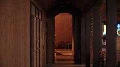ArcDog Film: St. Antonius Church Egg   Miroslav Šik. Image ArcDog. #StAntonius #Church #Egg #Switzerland #MiroslavSik #Sik #Wood #Window #Stainedglass #ArcDogFilm #Architecture #Architect #Film #Video #ArcDog #Filmmaking