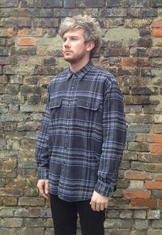 Vintage Ralph Lauren Check Flannel Shirt
