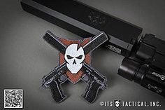 Silencers Are Legal Shoot Morale Patch (ITS Tactical) Tags: moralepatch itstactical imminentthreatsolutions silencerco silencersarelegal americansilencerassociation