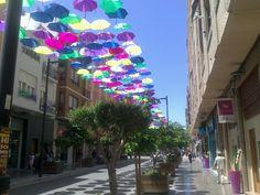 Centre Comercial Teler en Onteniente, Valencia