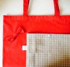 Tote bag DIY # ss16