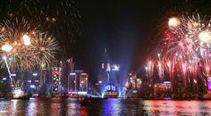 5 Negara Dengan Pesta Kembang Api Terbaik 2015   Gotarsel