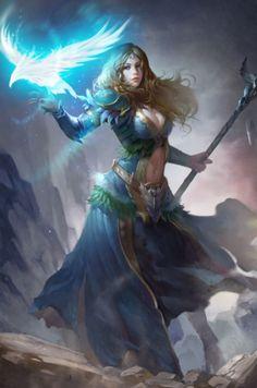 Aleria - Heroes of Camelot by icequeen654123.deviantart.com on @DeviantArt