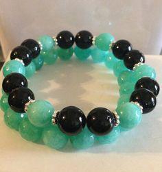 Stretch Bracelets,jade bracelets,bracelets,beaded bracelets,silverbymaggie,gifts for her,boho bracelets,chakra bracelets,healing bracelets by SilverByMaggie on Etsy