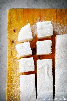 Cream of Earl Grey Marshmallows