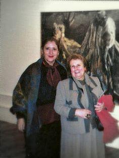 Graça Morais e Agustina Bessa-Luís