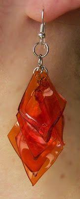 De Poppy Money Tree House: joyas hechas de botellas de plástico recicladas