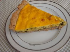 Retete Tarta cu ceapa, bacon si praz Quiche, Bacon, Pie, Breakfast, Desserts, Food, Torte, Postres, Tart