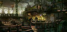 Valabars Restaurant  (City of Neverwinter)