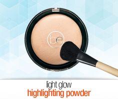 #beauticontrol #color #makeup #light #glow #highlighting #powder