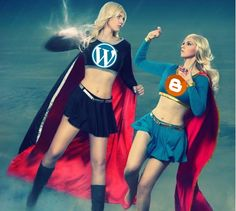 sb3: Google Blogger vs WordPress