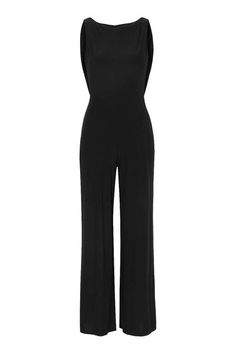 53327fe50c3   Cowl Back Jumpsuit by Love Playsuits