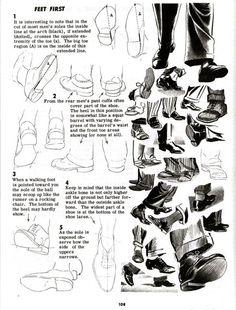 Making shoe drawing easier pt2