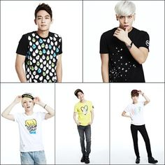 SHINee releases collaborative collection with SKECHERS ~ Latest K-pop News - K-pop News | Daily K Pop News
