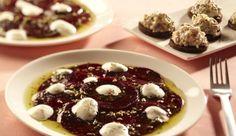 Rote-Bete-Carpaccio mit Matjestatar und Meerrettichschaum - ein schmackhaftes MAGGI Rezept aus der Kategorie Brunch & Buffet. MAGGI Kochtipps für ein gutes Gelingen.