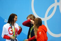 Katie Ledecky Smashes World Record in the 800-Meter Freestyle - The New York…