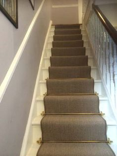 Client: Private Residence In West London Brief: To Supply U0026 Install Stairs  As A