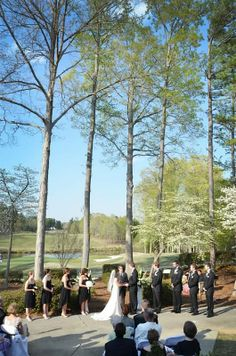 A.S.W. Weddings: Golf course Wedding at the Olde Sycamore Golf Plantation, Charlotte, NC ©Amber S. Wallace Photography, North Carolina