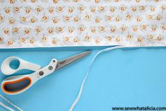 """""""This project is perfect for beginners and anyone who wants to add some fun pops of color in your bedroom. These pillowcases are SEW easy to make. This project is great for teaching the kids how to sew and letting them make something that is truly their own."""""""