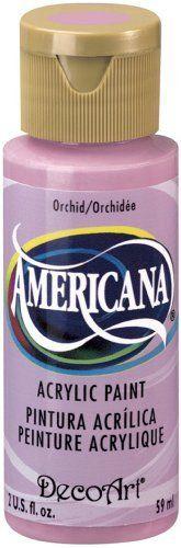DecoArt Americana Acrylic Paint, 2-Ounce, Orchid, http://www.amazon.com/dp/B00114RG6K/ref=cm_sw_r_pi_awdm_HUiRvb1Z3VCWA